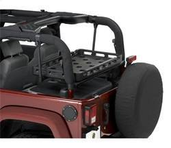 Travel Accessories - Vehicle Utility Rack