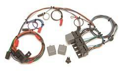 Exterior Lighting - Head Light Wire Harness