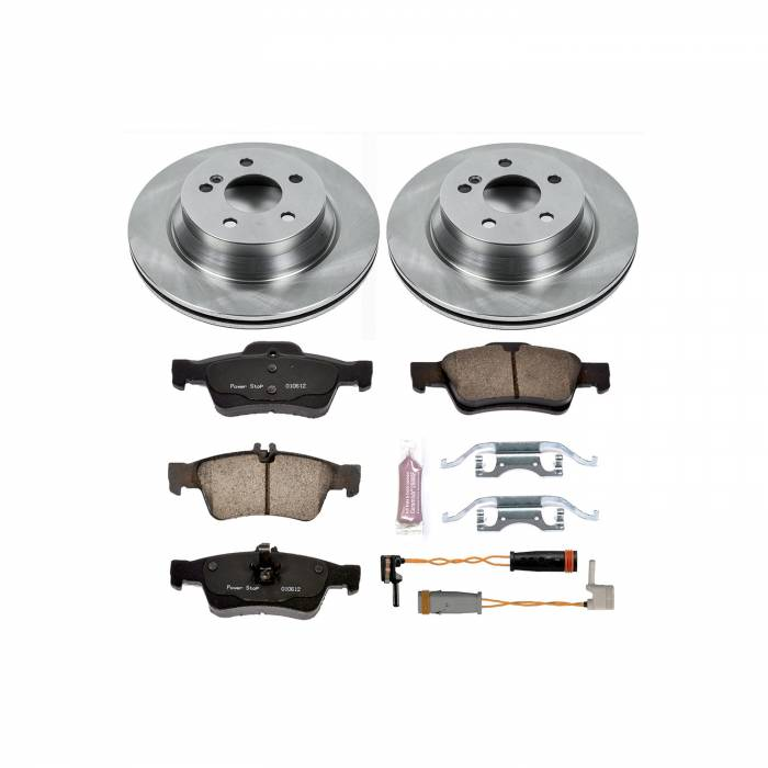 Power Stop - Autospecialty By Power Stop 1-Click Daily Driver Brake Kits   Power Stop (KOE5324)