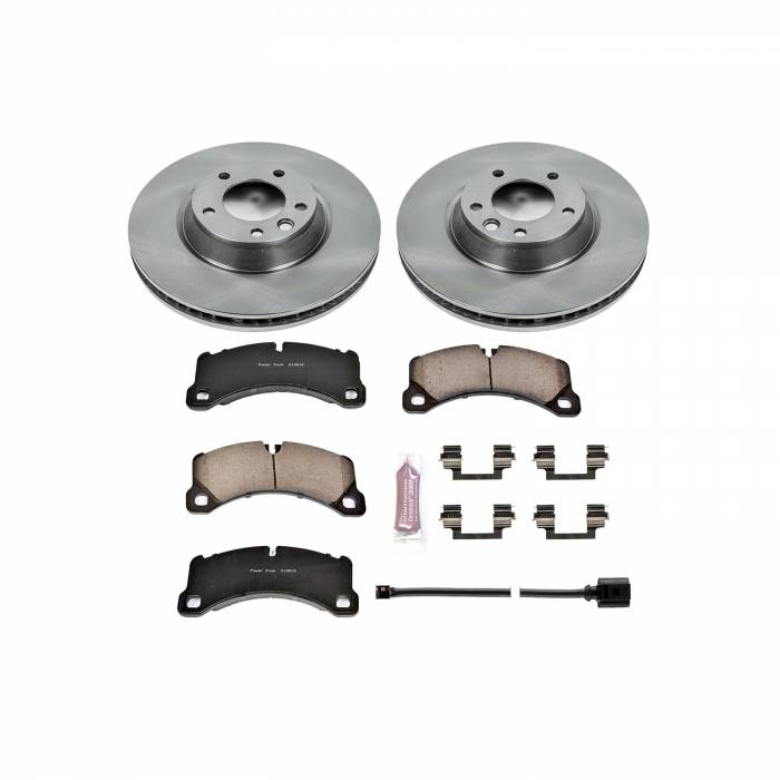 Power Stop - Autospecialty By Power Stop 1-Click Daily Driver Brake Kits   Power Stop (KOE6049)