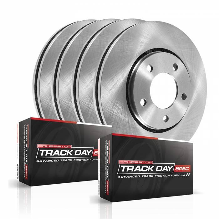 Power Stop - Track Day Spec Brake Kit   Power Stop (TDSK4229)