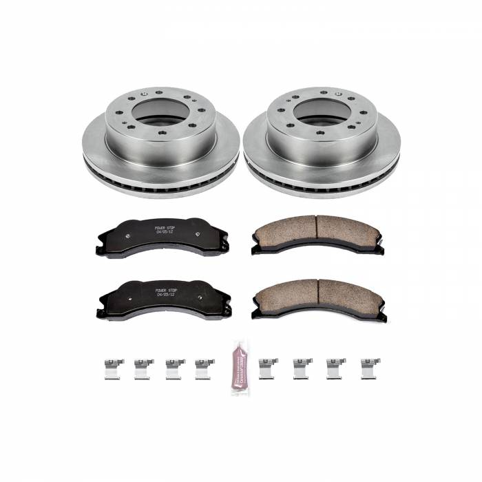 Power Stop - Autospecialty By Power Stop 1-Click Daily Driver Brake Kits   Power Stop (KOE5559)