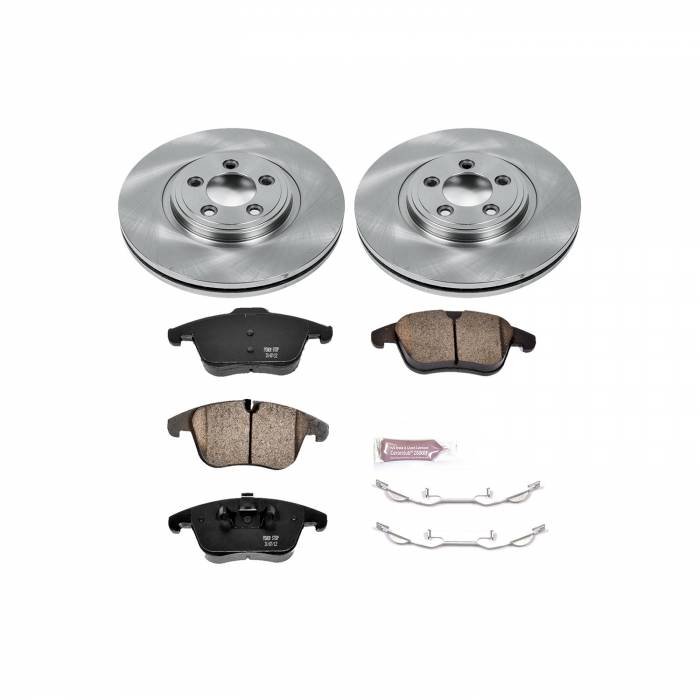 Power Stop - Autospecialty By Power Stop 1-Click Daily Driver Brake Kits | Power Stop (KOE5636)
