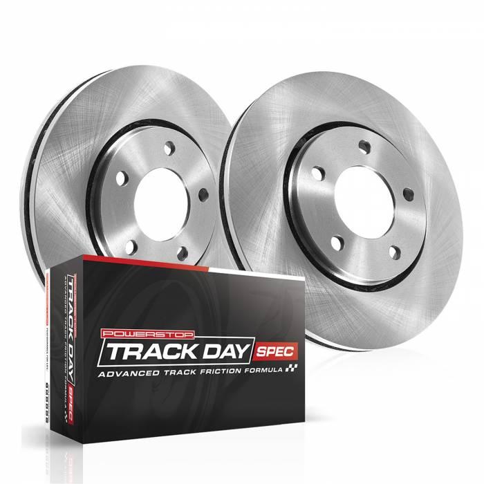 Power Stop - Track Day Spec Brake Kit   Power Stop (TDSK2439)