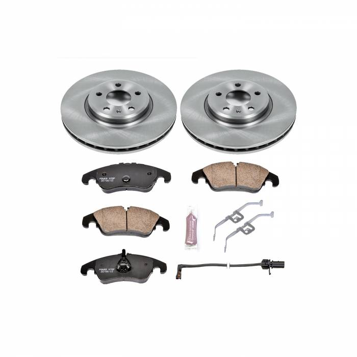 Power Stop - Autospecialty By Power Stop 1-Click Daily Driver Brake Kits   Power Stop (KOE5752)