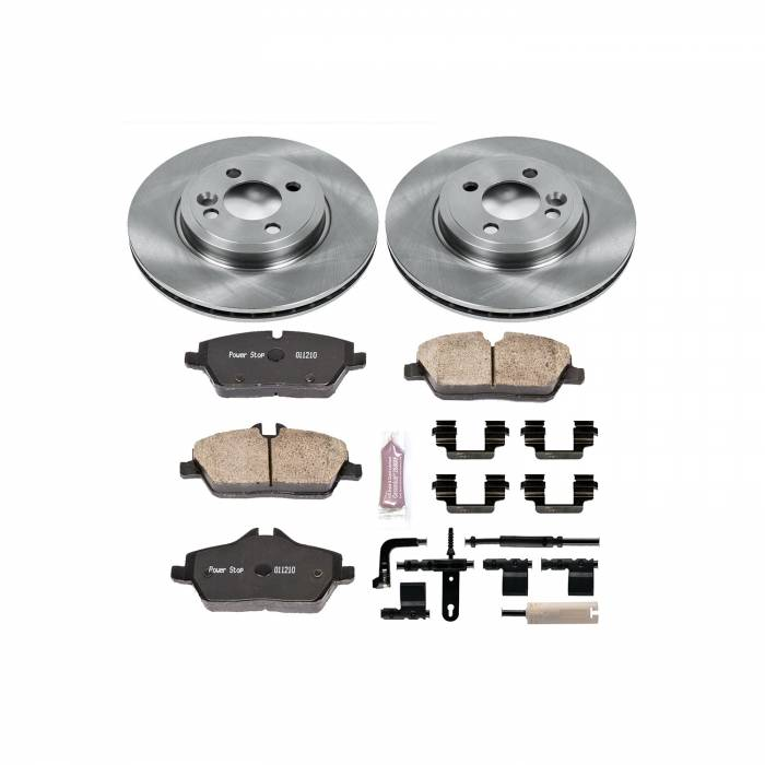 Power Stop - Autospecialty By Power Stop 1-Click Daily Driver Brake Kits | Power Stop (KOE6066)