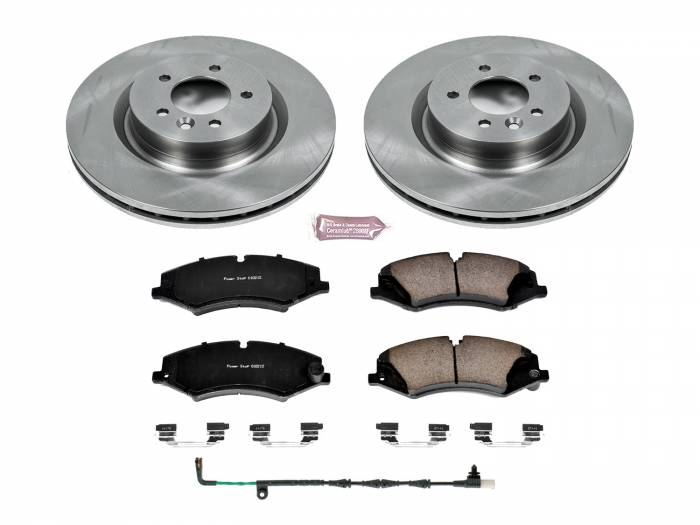 Power Stop - Autospecialty By Power Stop 1-Click Daily Driver Brake Kits   Power Stop (KOE7683)