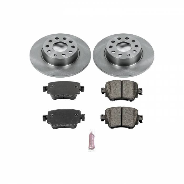 Power Stop - Autospecialty By Power Stop 1-Click Daily Driver Brake Kits | Power Stop (KOE7053)