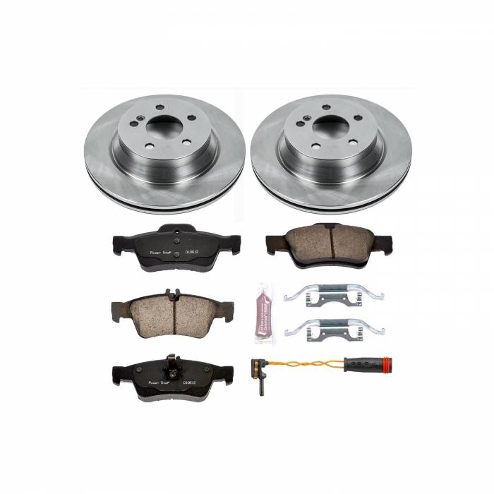 Power Stop - Autospecialty By Power Stop 1-Click Daily Driver Brake Kits | Power Stop (KOE5322)