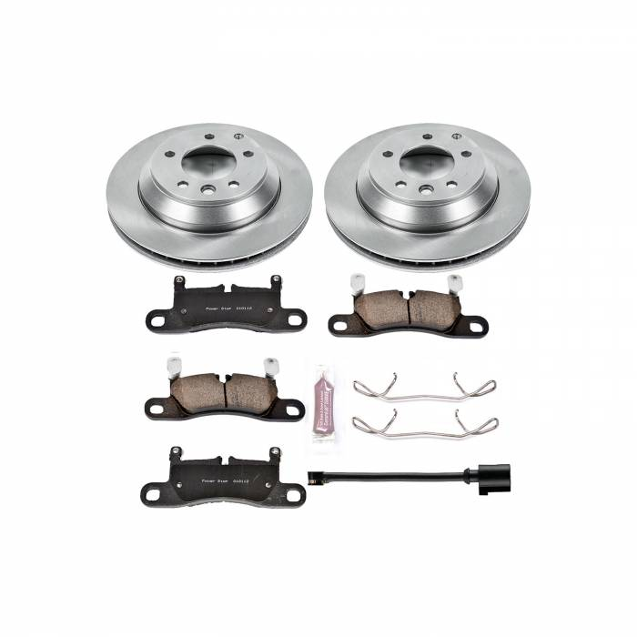 Power Stop - Autospecialty By Power Stop 1-Click Daily Driver Brake Kits | Power Stop (KOE5979)