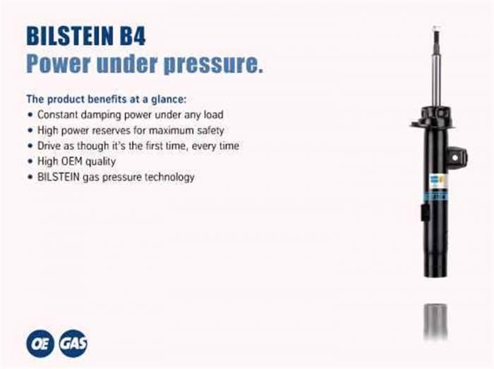 Bilstein Shocks - B4 Series OE Replacement Air Suspension Strut   Bilstein Shocks (44-288853)