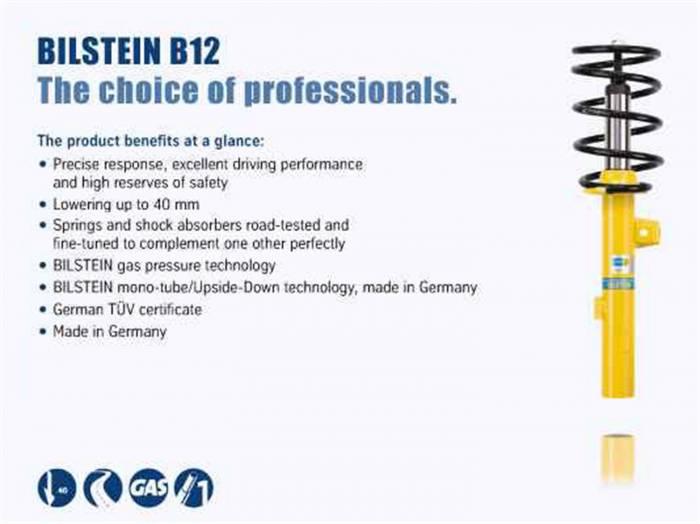Bilstein Shocks - B12 Special Suspension Kit | Bilstein Shocks (36-281824)