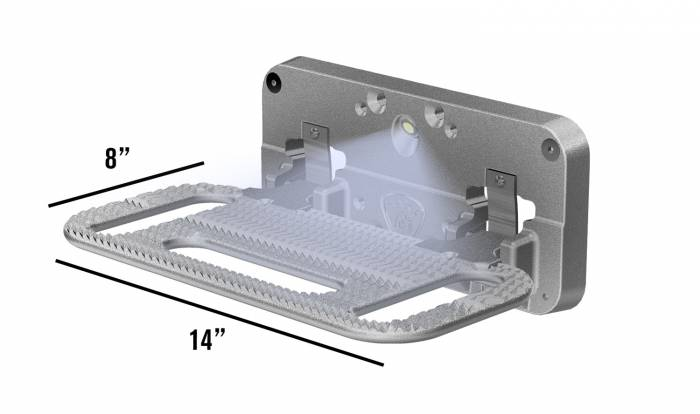 Carr - HD Mega Step Retro Fit | Carr (193022)