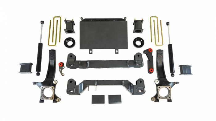 MaxTrac Suspension - Suspension Lift Kit w/Shocks | MaxTrac Suspension (K946764)