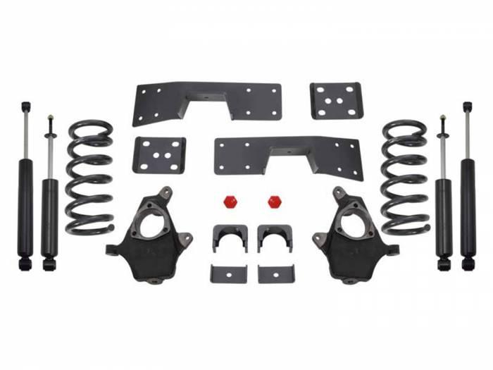 MaxTrac Suspension - Lowering Kit   MaxTrac Suspension (K330946-6)
