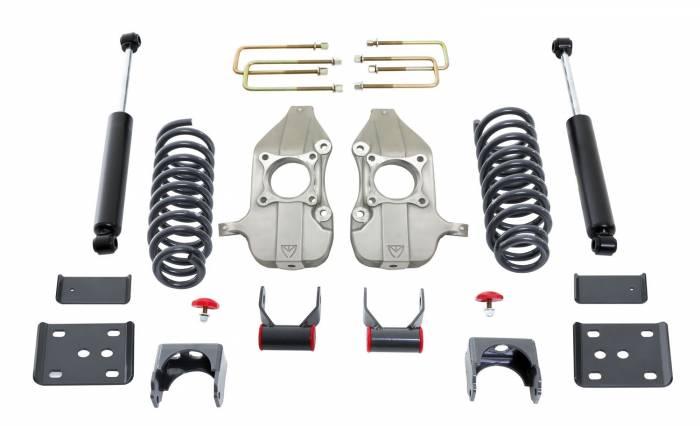 MaxTrac Suspension - Lowering Kit | MaxTrac Suspension (K333235-8)