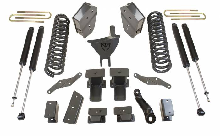 MaxTrac Suspension - Suspension Lift Kit w/Shocks | MaxTrac Suspension (K943341)