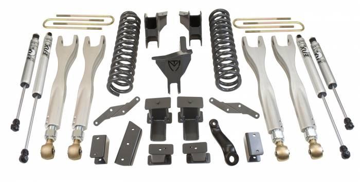 MaxTrac Suspension - Suspension Lift Kit w/Shocks | MaxTrac Suspension (K943341FL)