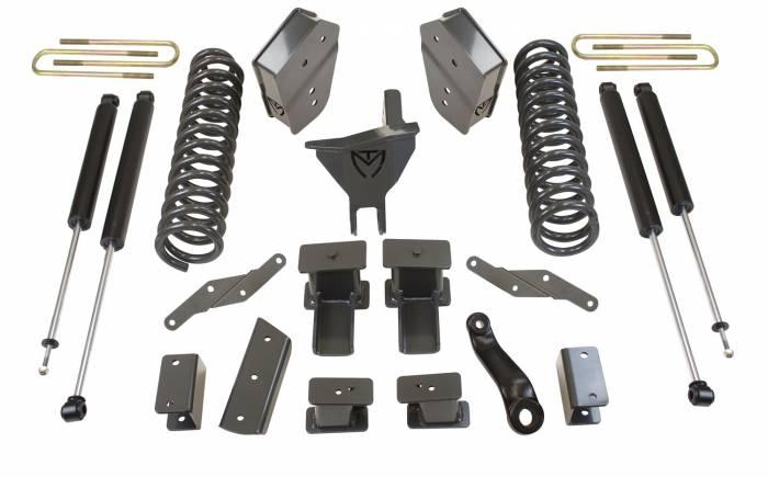 MaxTrac Suspension - Suspension Lift Kit w/Shocks | MaxTrac Suspension (K943362)