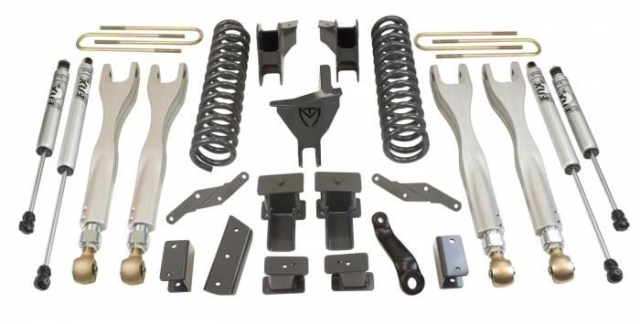 MaxTrac Suspension - Suspension Lift Kit w/Shocks | MaxTrac Suspension (K943362FL)