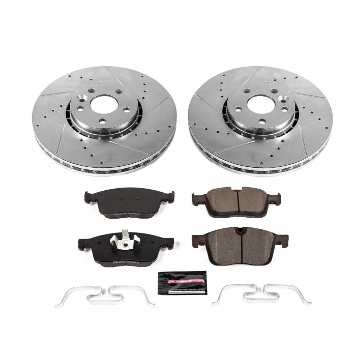 Power Stop - Z23 Evolution Sport Performance 1-Click Brake Kit | Power Stop (K7705)