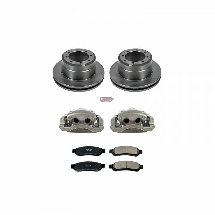 Power Stop - Autospecialty By Power Stop 1-Click OE Replacement Brake Kit w/OE Calipers | Power Stop (KCOE5579)