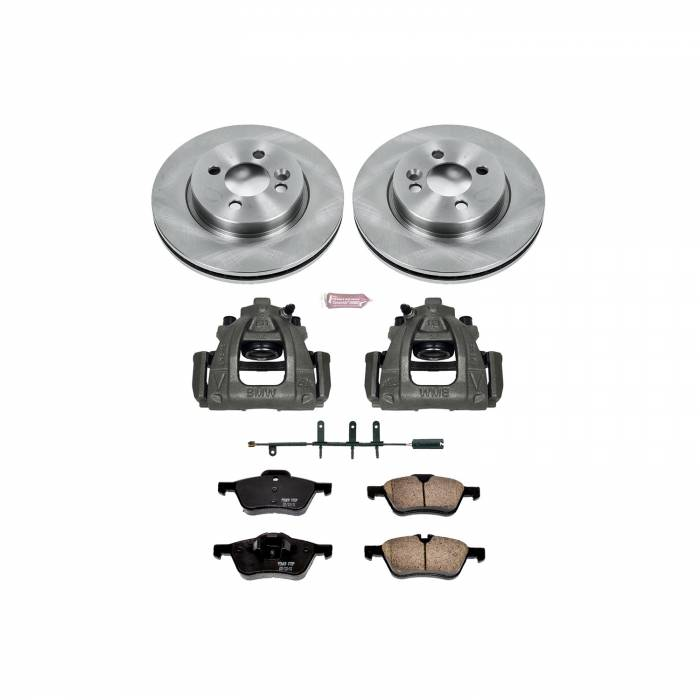 Power Stop - Autospecialty By Power Stop 1-Click OE Replacement Brake Kit w/Calipers | Power Stop (KCOE5780)