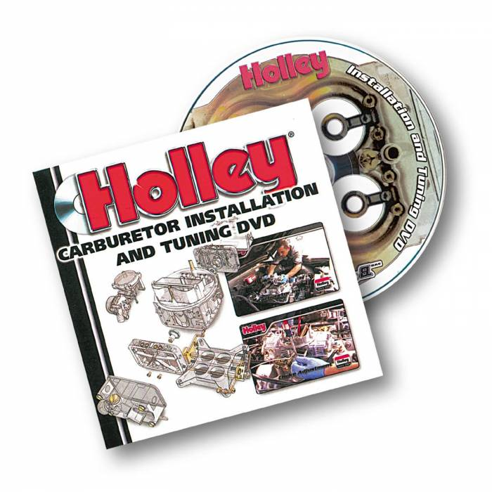 Holley Performance - Carburetor Installation And Tuning DVD | Holley Performance (36-378)