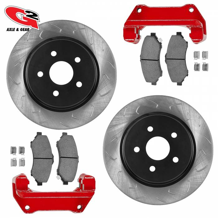 G2 Axle and Gear - JK Big Brake Kit | G2 Axle and Gear (79-2050-1)