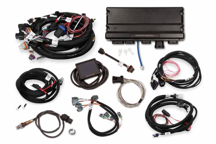 Holley EFI - Terminator X Max MPFI System | Holley EFI (550-934)