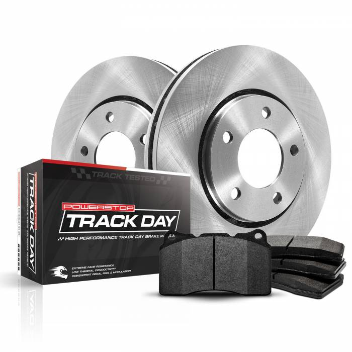 Power Stop - Power Stop Track Day Kit   Power Stop (TDBK7714)