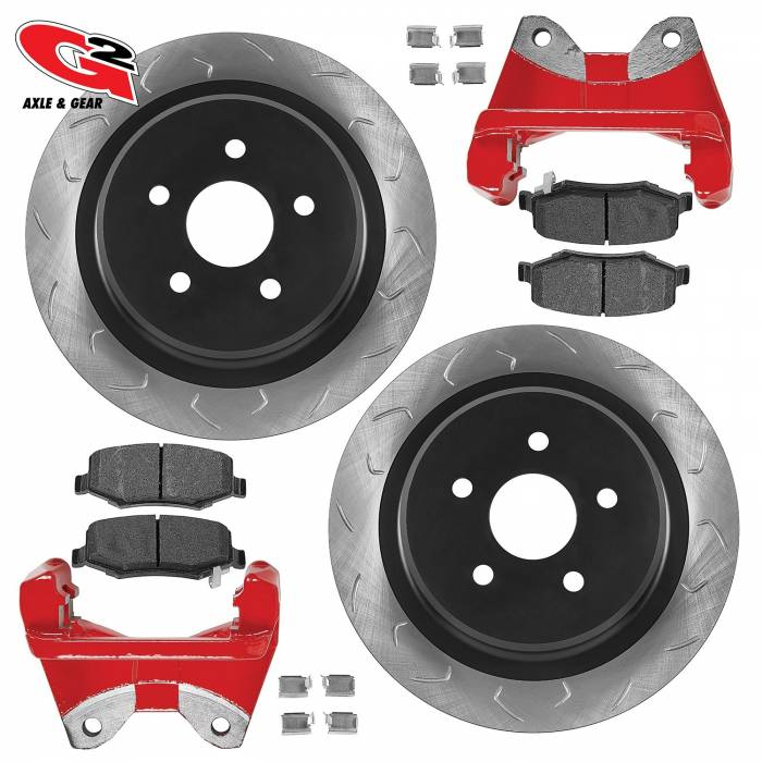 G2 Axle and Gear - JK Big Brake Kit | G2 Axle and Gear (79-2052-1)