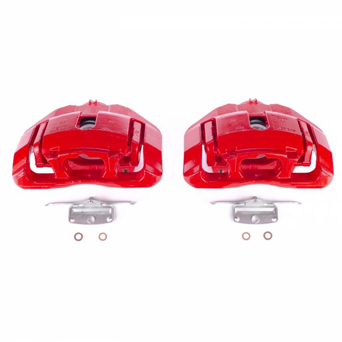 Power Stop - Powder Coated Disc Brake Caliper Set | Power Stop (S6078)