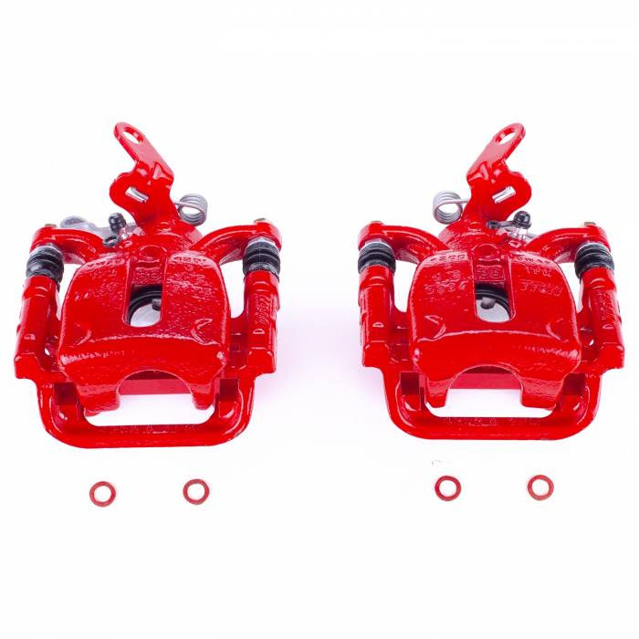Power Stop - Powder Coated Disc Brake Caliper Set | Power Stop (S7272)