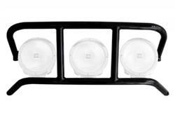 Exterior Lighting - Light Bar - N-Fab - DRP Light Cage | N-Fab (C11DRP)