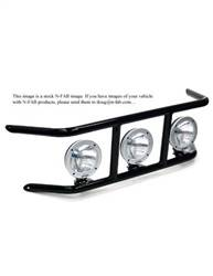 Exterior Lighting - Light Bar - N-Fab - DRP Light Cage | N-Fab (D02DRP-TX)