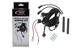 Off-Road Light Wiring Harness | ACI LED Lights (90451)
