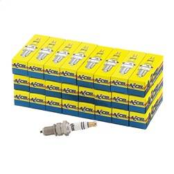 MSD Ignition 37334 Iridium Tip Spark Plug 4 pack 11IR5Y