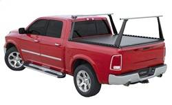 Truck Bed Accessories - Truck Bed Rack - Access Cover - ADARAC Truck Bed Rack System | Access Cover (70566)
