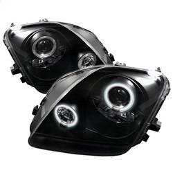 CCFL Halo Projector Headlights | Spyder Auto (5011015)
