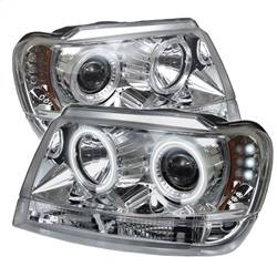 CCFL LED Projector Headlights | Spyder Auto (5011138)