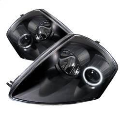CCFL Halo Projector Headlights | Spyder Auto (5011350)