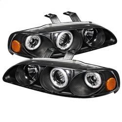 CCFL Halo Projector Headlights | Spyder Auto (5029799)