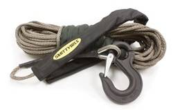 Tools and Equipment - Rope - Smittybilt - Hybrid Fusion Synthetic Winch Rope | Smittybilt (87895)