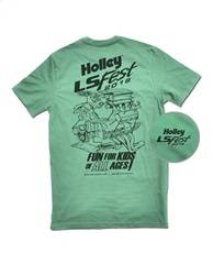 Holley Performance - 2016 LS FEST T-Shirt | Holley Performance (10077-XLHOL)