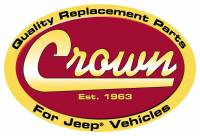 Crown Automotive - Bumper Splash Shield | Crown Automotive (5116334AA)