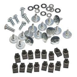 Suspension/Steering/Brakes - Under Car/Truck - Skid Plate Hardware Kit