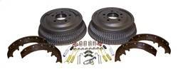 Suspension/Steering/Brakes - Brakes - Drum Brake Shoe and Drum Kit