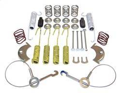 Suspension/Steering/Brakes - Brakes - Drum Brake Hardware Kit