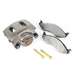 Suspension/Steering/Brakes - Brakes - Disc Brake Pad and Caliper Kit